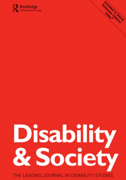 Narrative accounts of university education: socio-cultural perspectives of students with disabilities